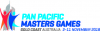 2018 Pan Pacific Masters Games - Program and Schedule available