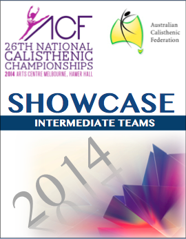 SHOWCASE - 2014  Intermediates
