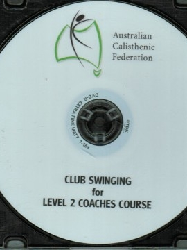 Club Swinging for Level 2 Coaches Course