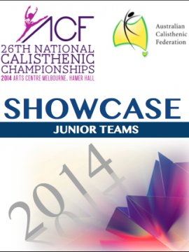 SHOWCASE - 2014 Juniors
